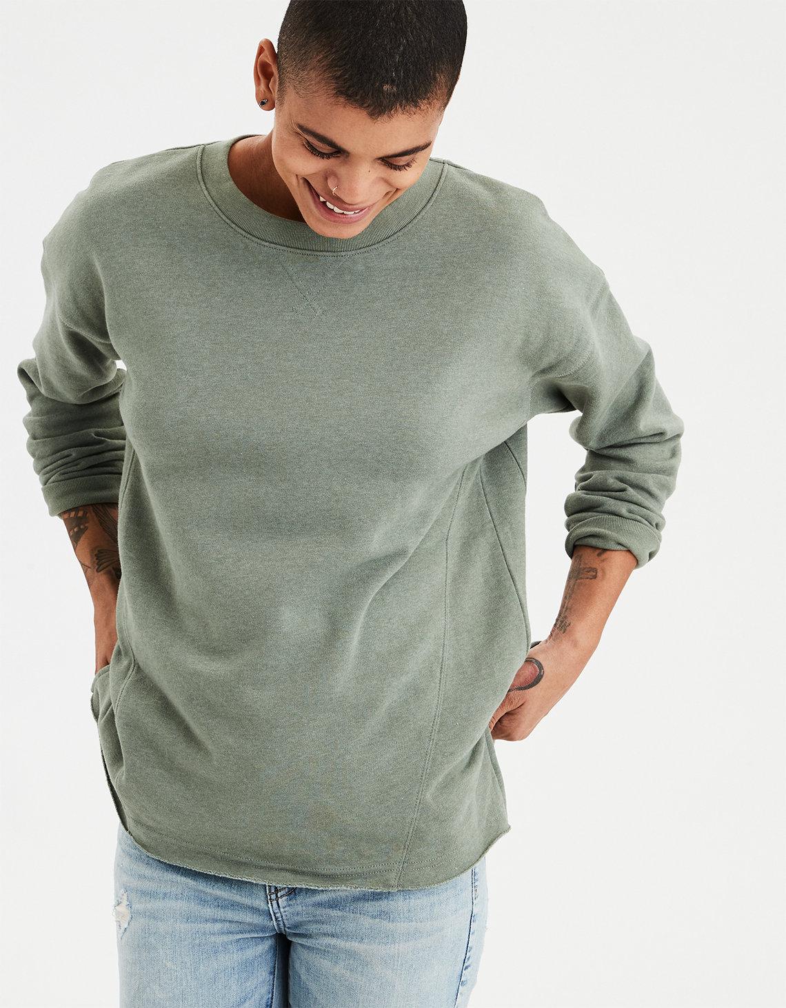 ae3eb2188551 ... Soft Oversized Crew Neck Sweatshirt. Placeholder image. Product Image