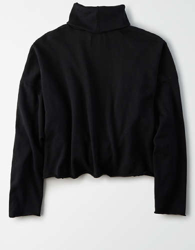 AE Fleece Turtleneck Sweatshirt