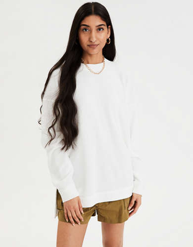 AE Fleece Oversized Sweatshirt