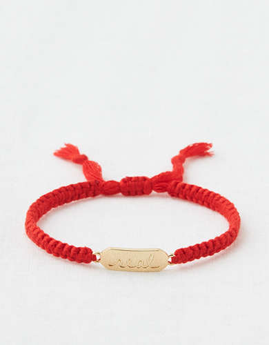 Aerie Friendship Bracelet -