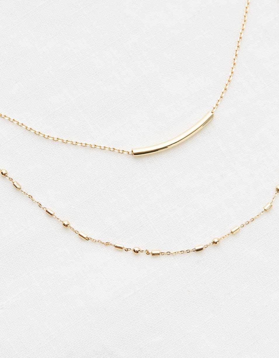 Aerie Layered Necklace