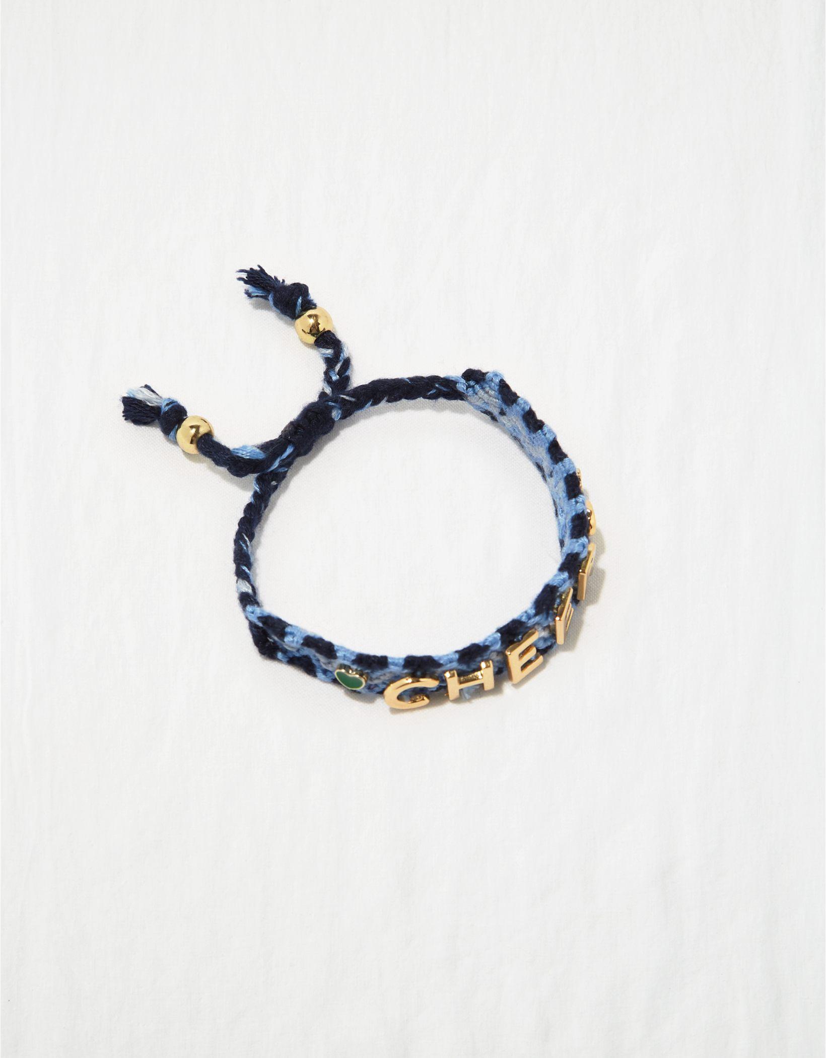 Aerie Word Bracelet