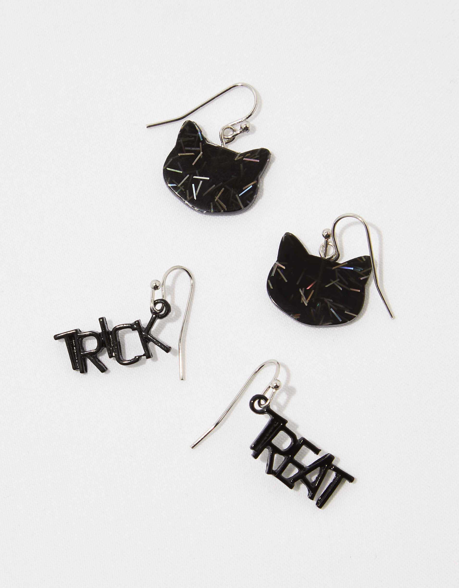 Aerie Trick Or Treat Earrings 2-Pack