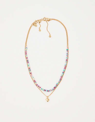 Aerie Twist Chain Necklace