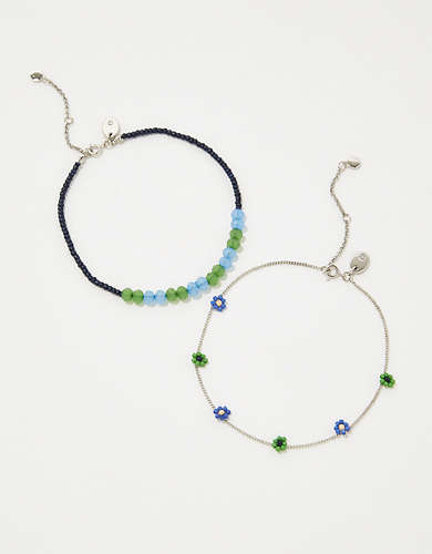 Aerie Daisy Anklet