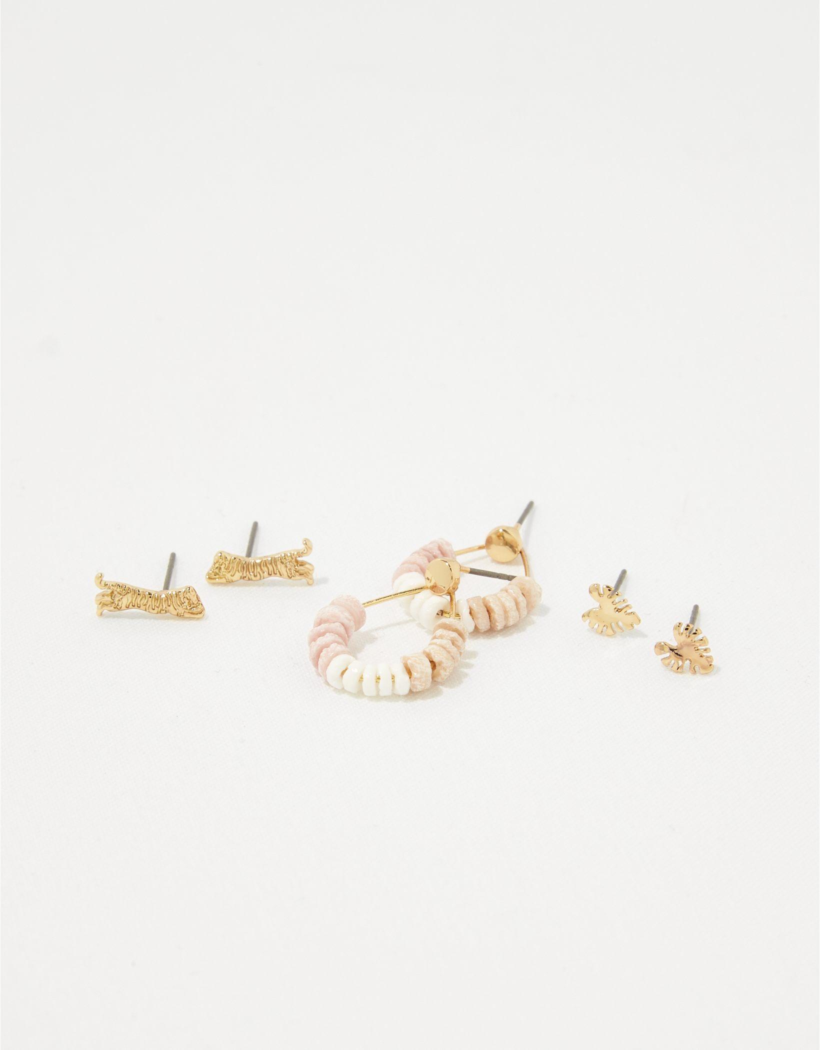 Aerie Stud Earring 3-Pack