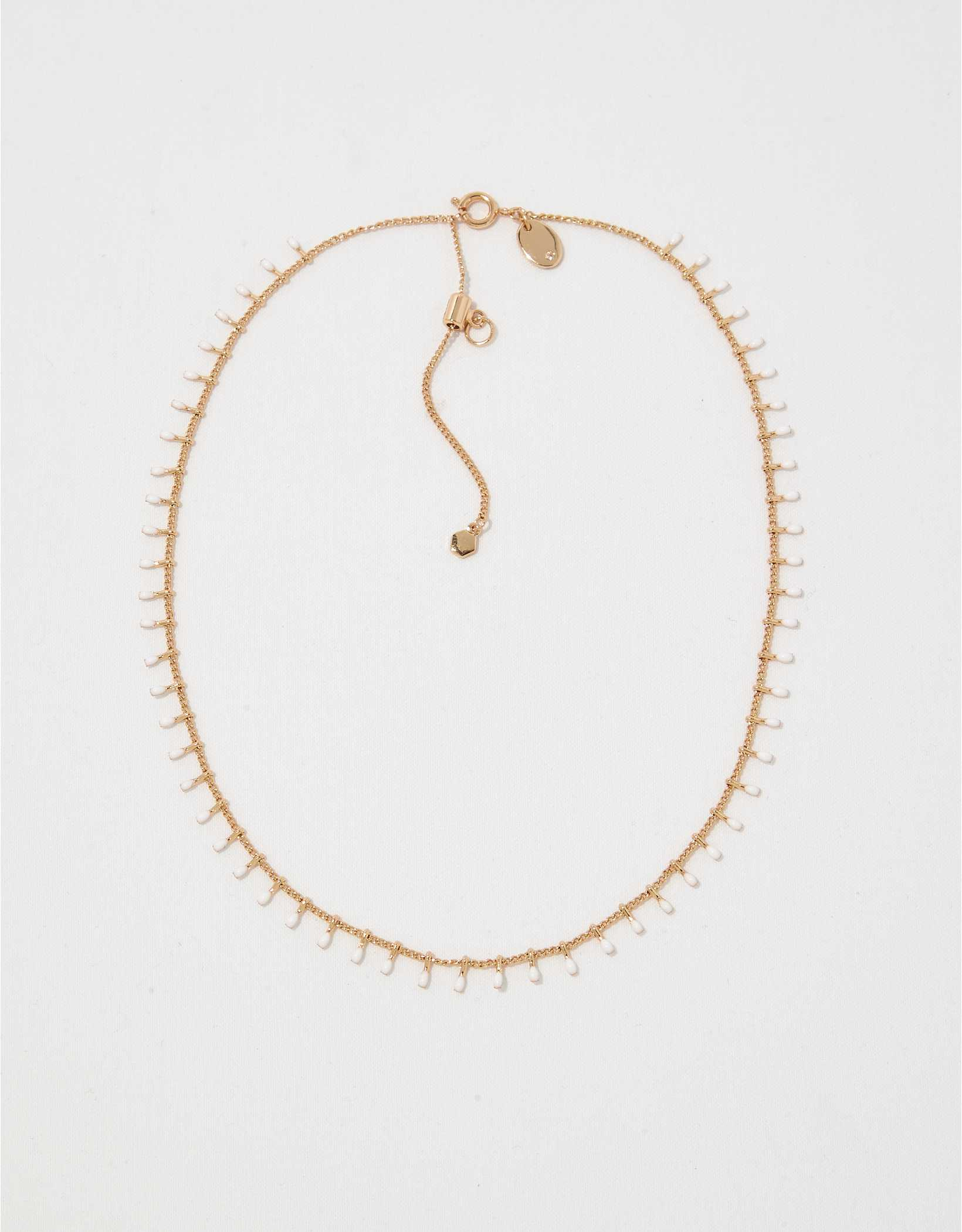 Aerie Resin Tipped Necklace