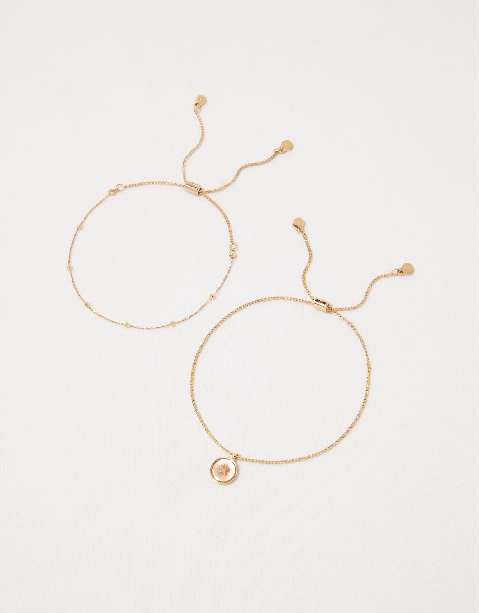 Aerie Stone Inset Bracelets
