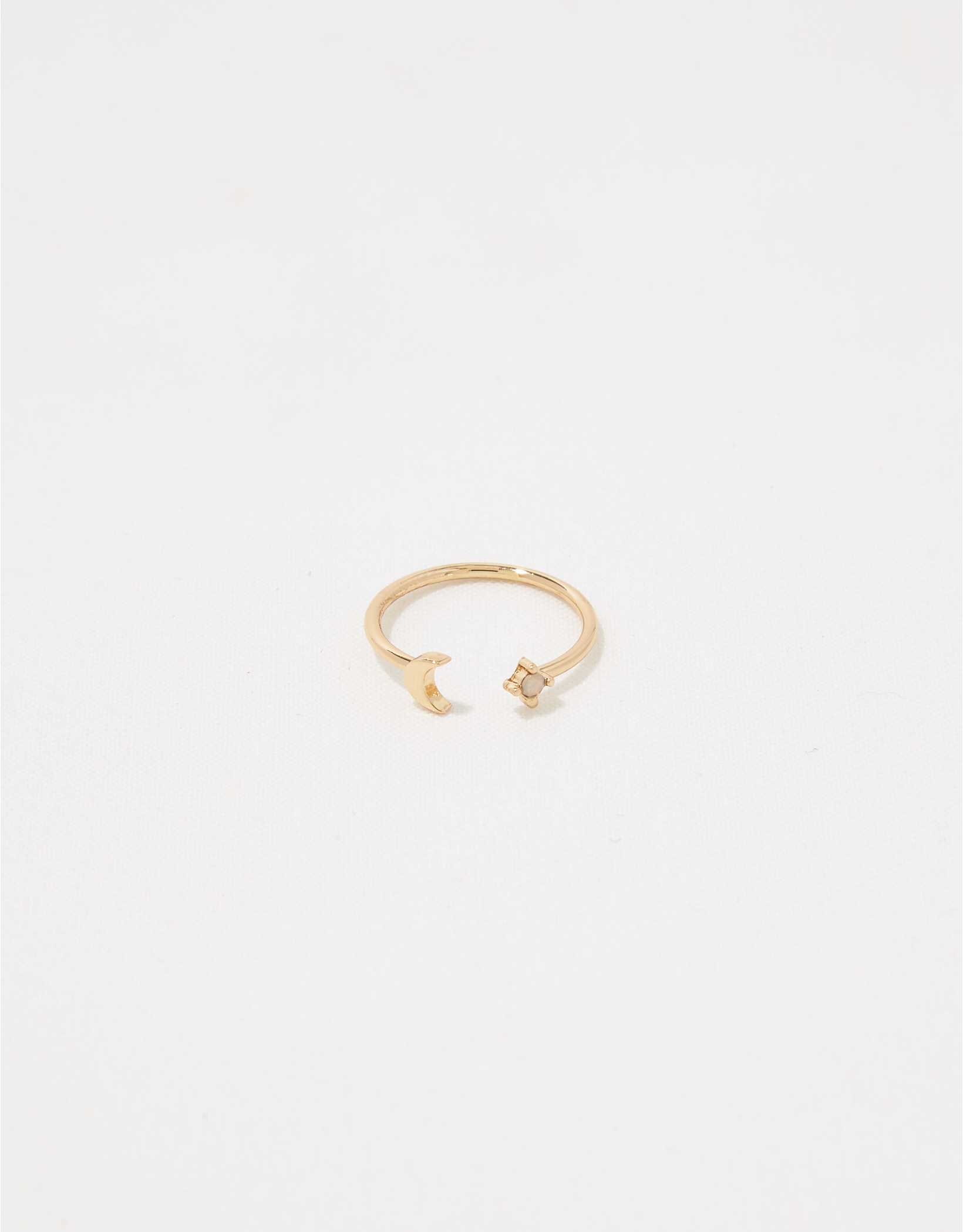Aerie Delicate Stone Ring