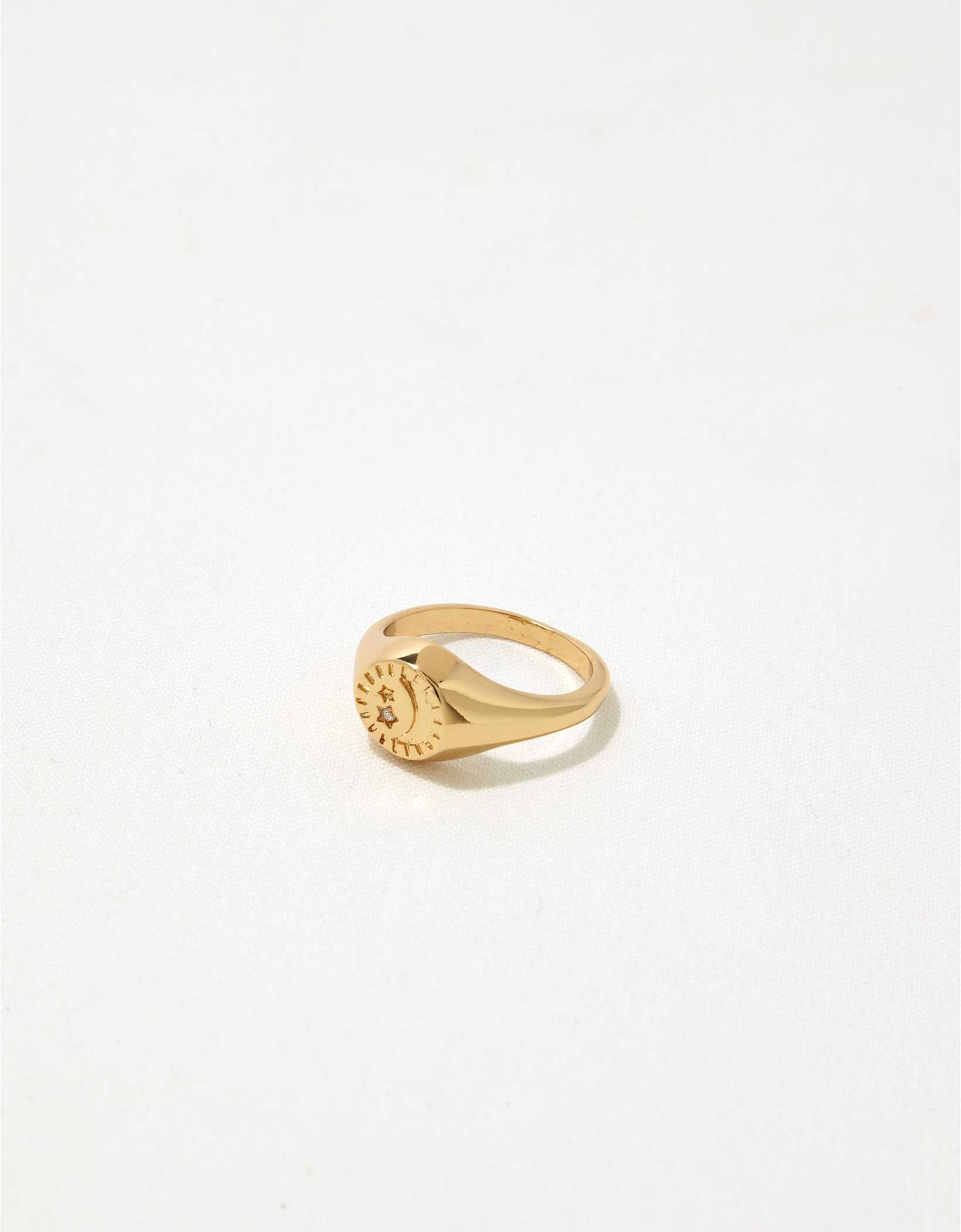 Aerie Coin Ring