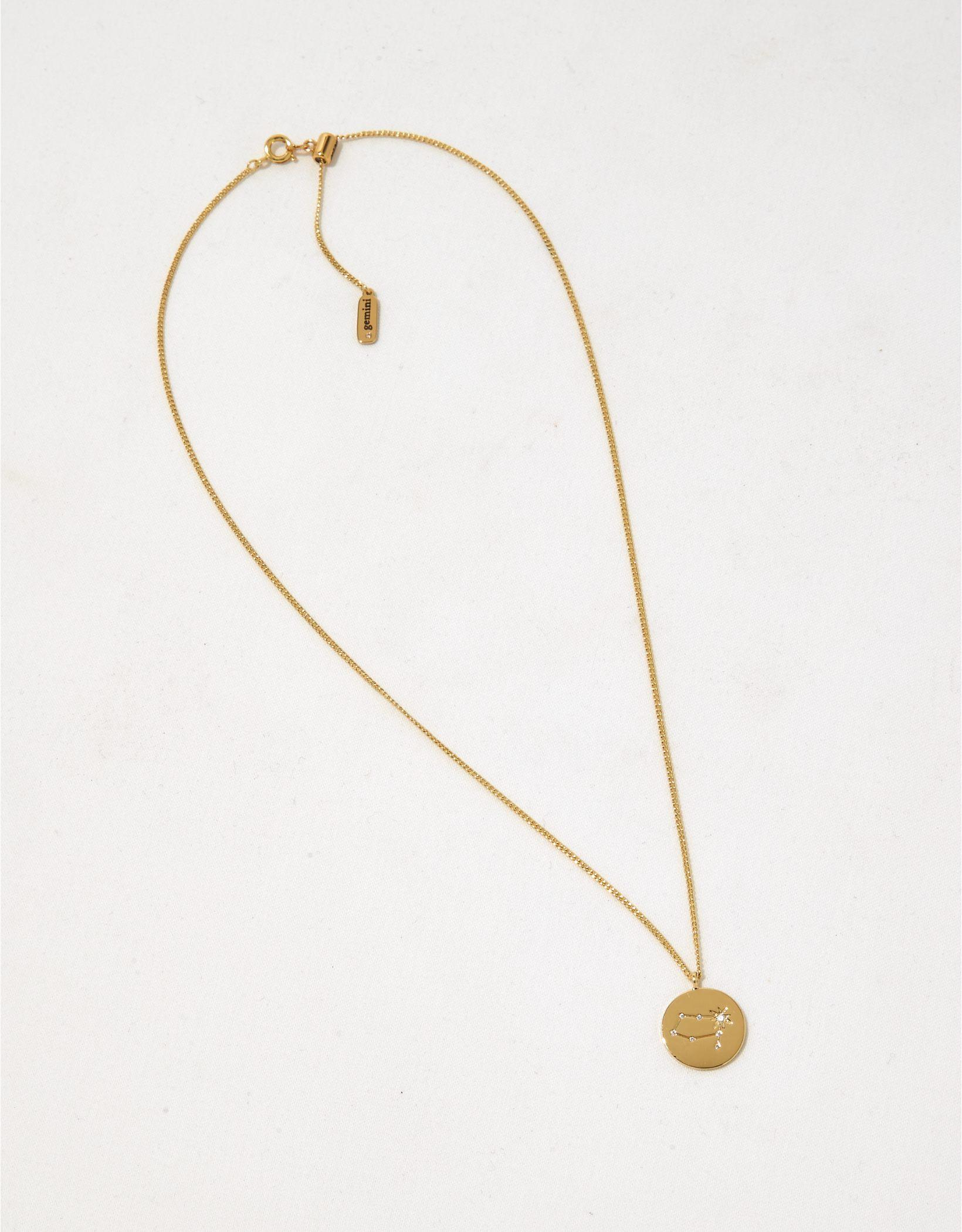 Aerie Zodiac Necklace
