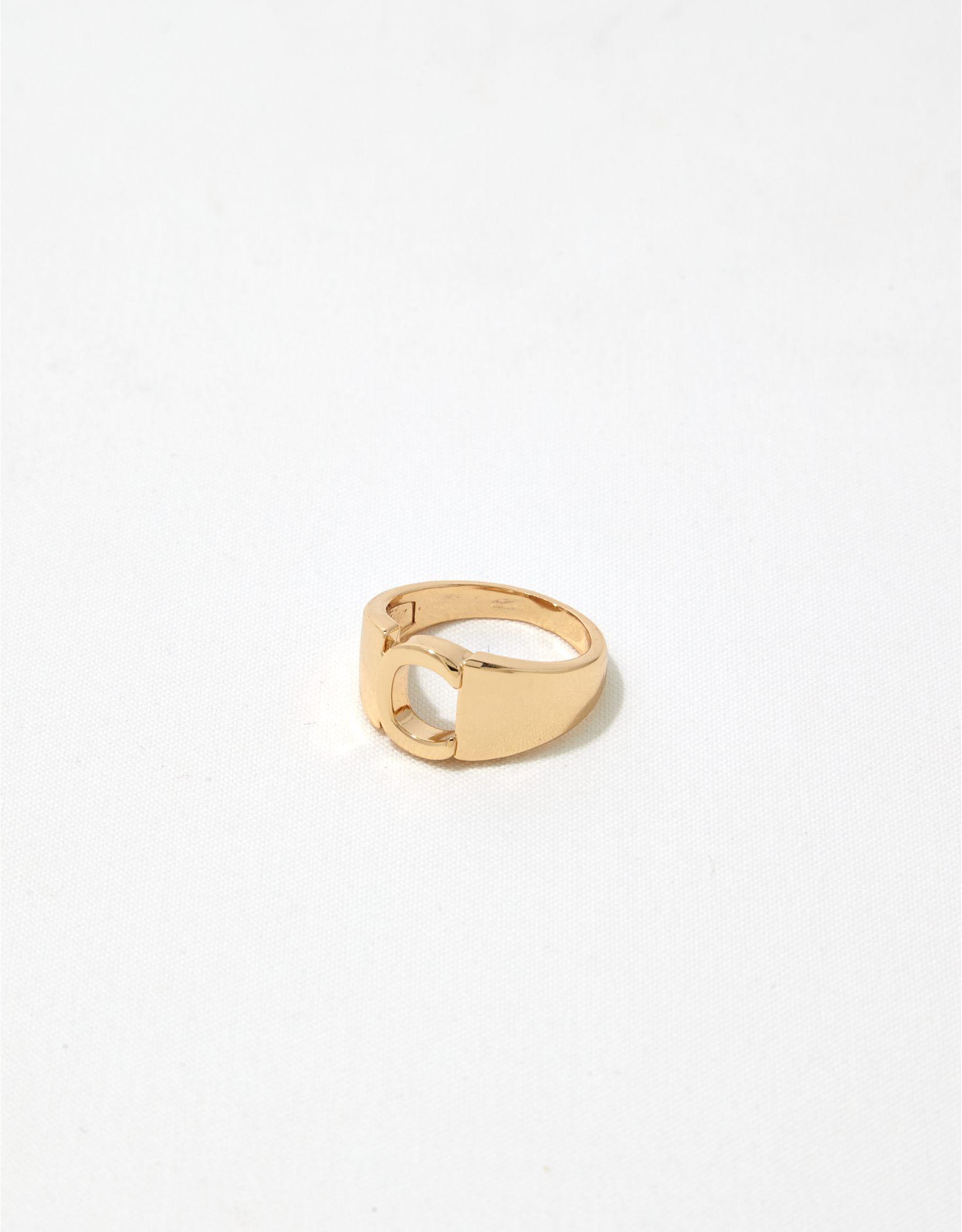 Aerie Monogram Ring - C