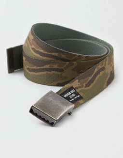 AEO Camo Printed Web Belt