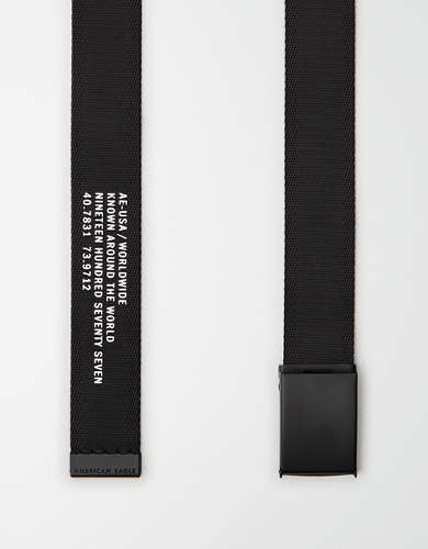 AEO More Than A Logo Web Belt