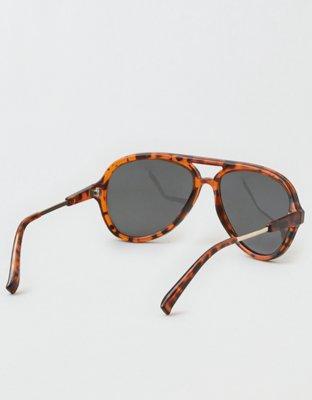 d378779c Men's Sunglasses: Round, Aviator & More
