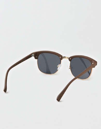 AEO Wood Club Sunglasses