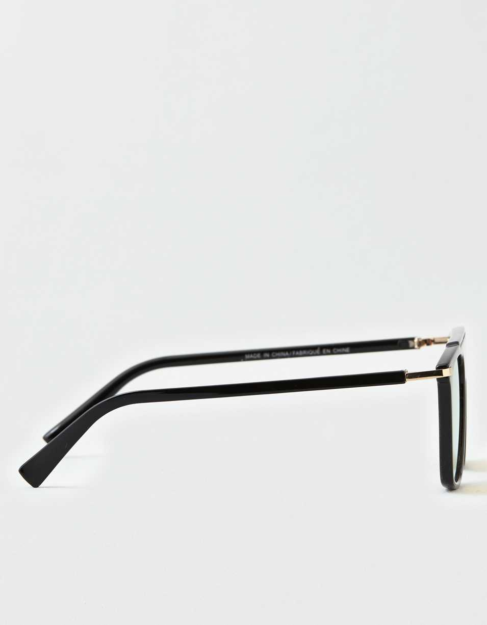 AEO Mirrored Square Sunglasses