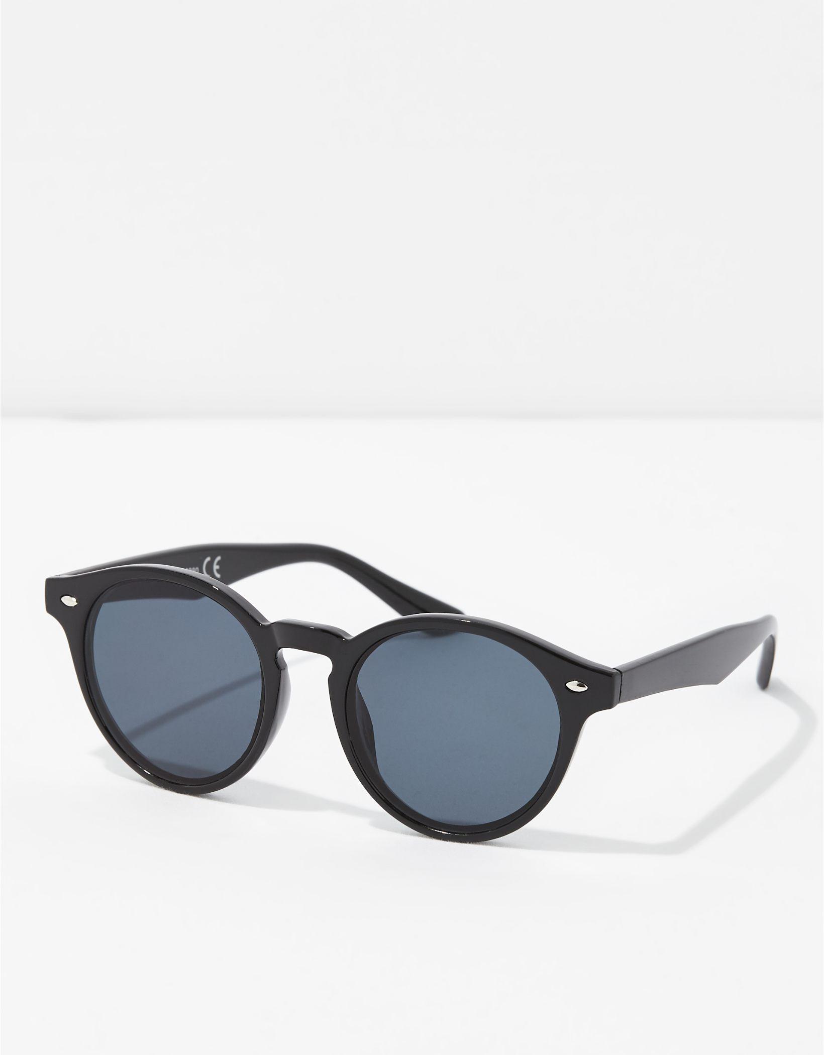 AEO Round Plastic Sunglasses