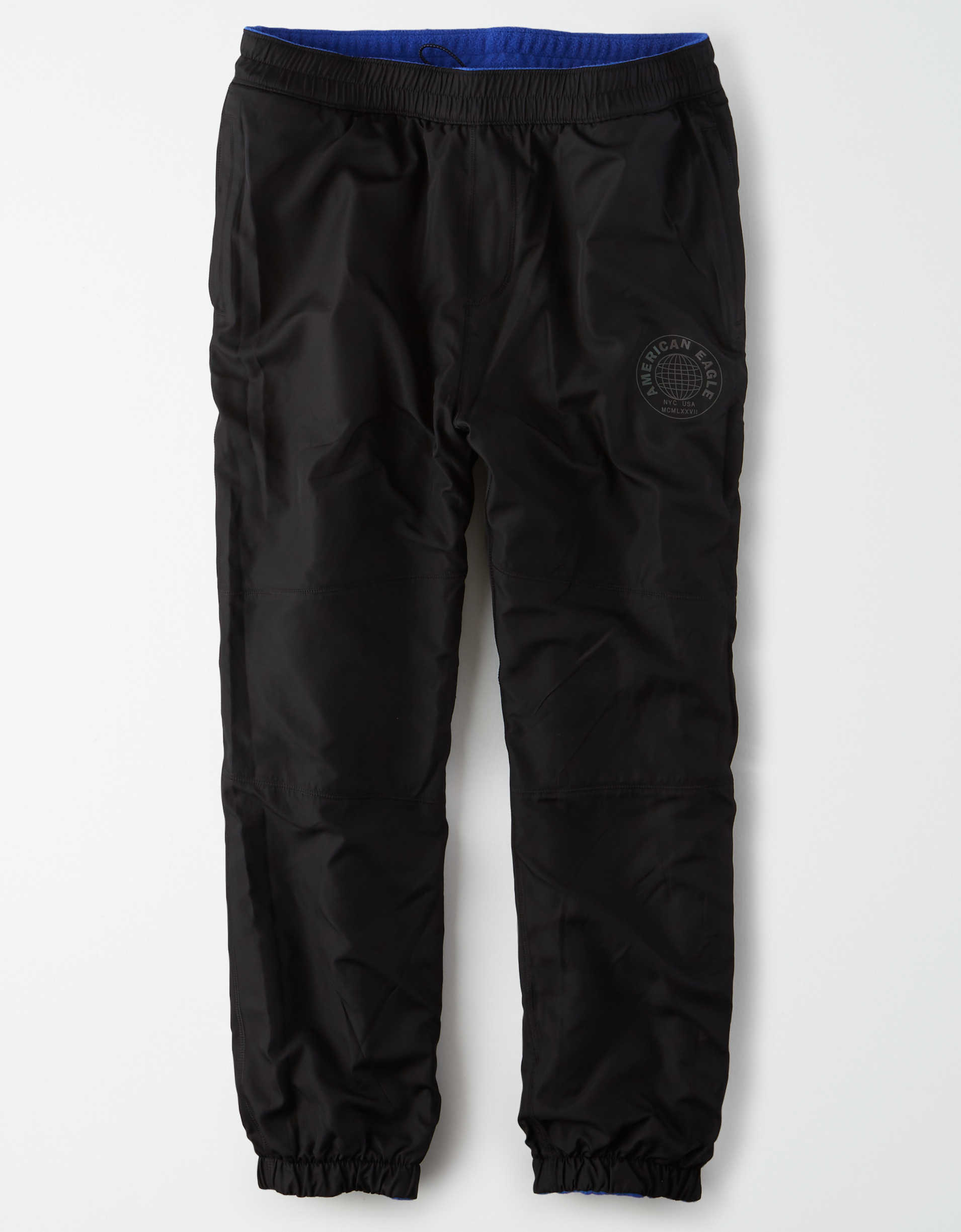 AE Reversible Fleece Nylon Jogger