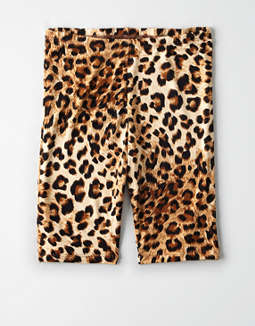 AE Studio Cheetah Bike Short