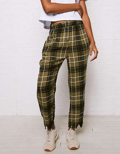 Olive Pants