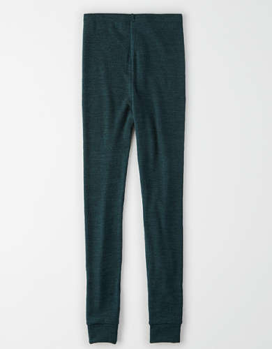 AE Studio Textured Knit Jogger