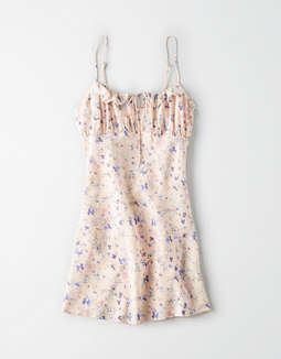AE Studio Babydoll Slip Dress