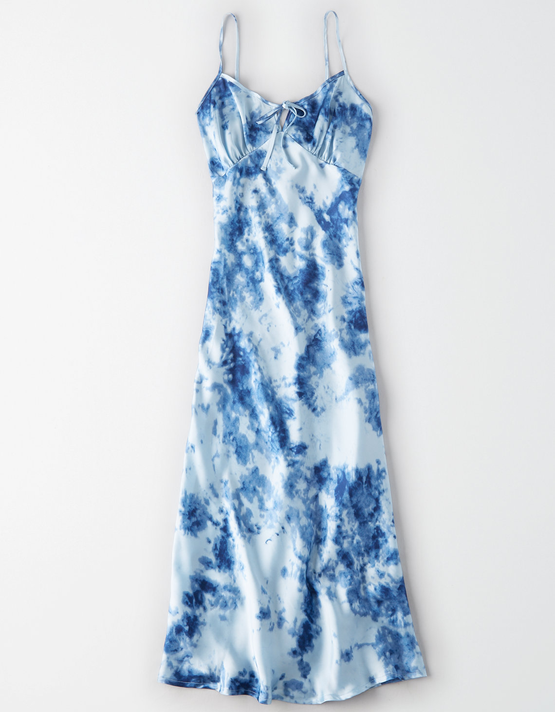 AE Studio Tie Dye Maxi Dress