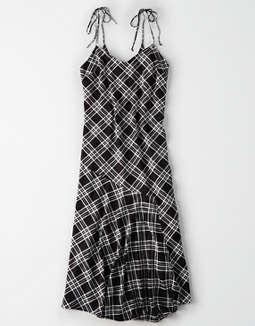 49a41bb74 placeholder image AE Studio Plaid Maxi Dress ...