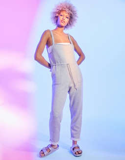 AE Studio Fleece Jumpsuit