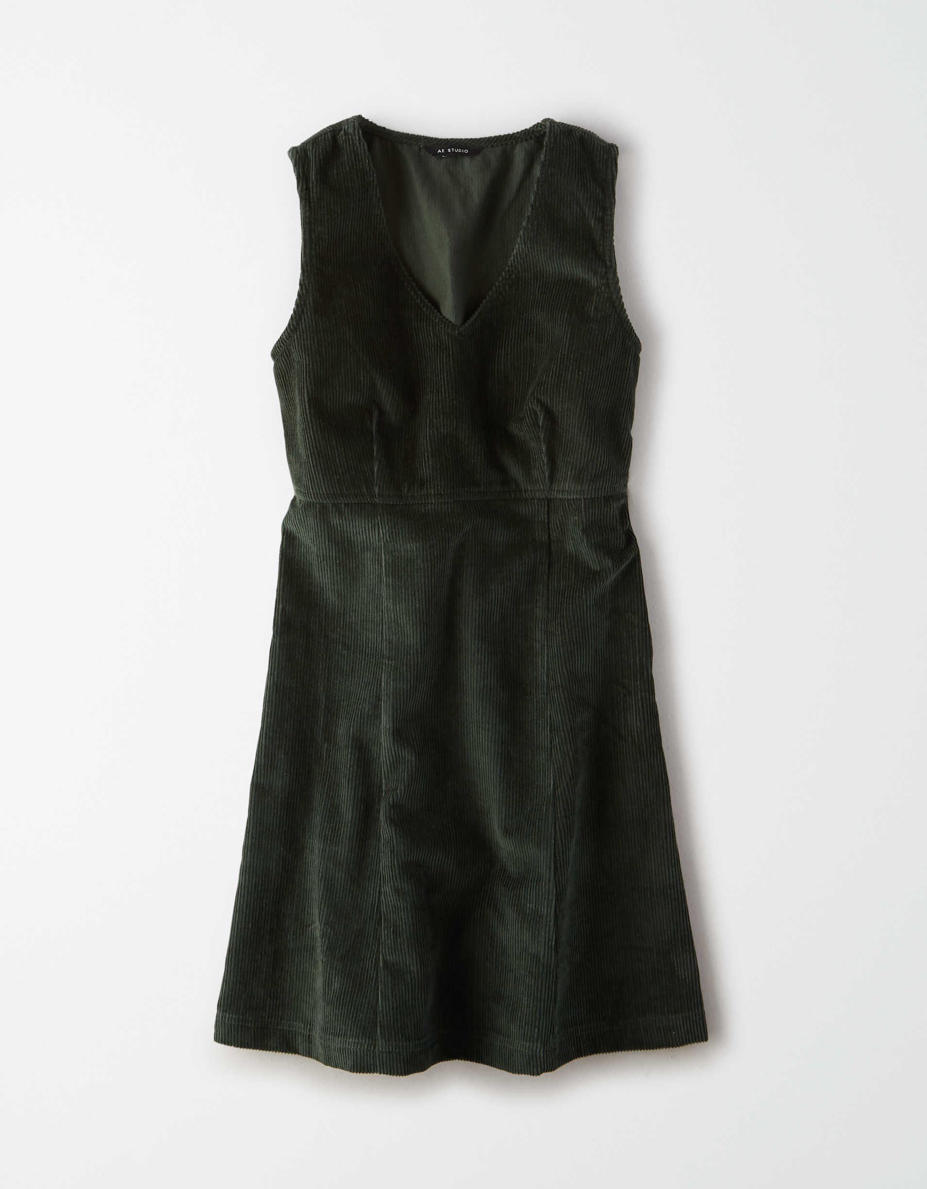 AE Studio Corduroy Mini Dress