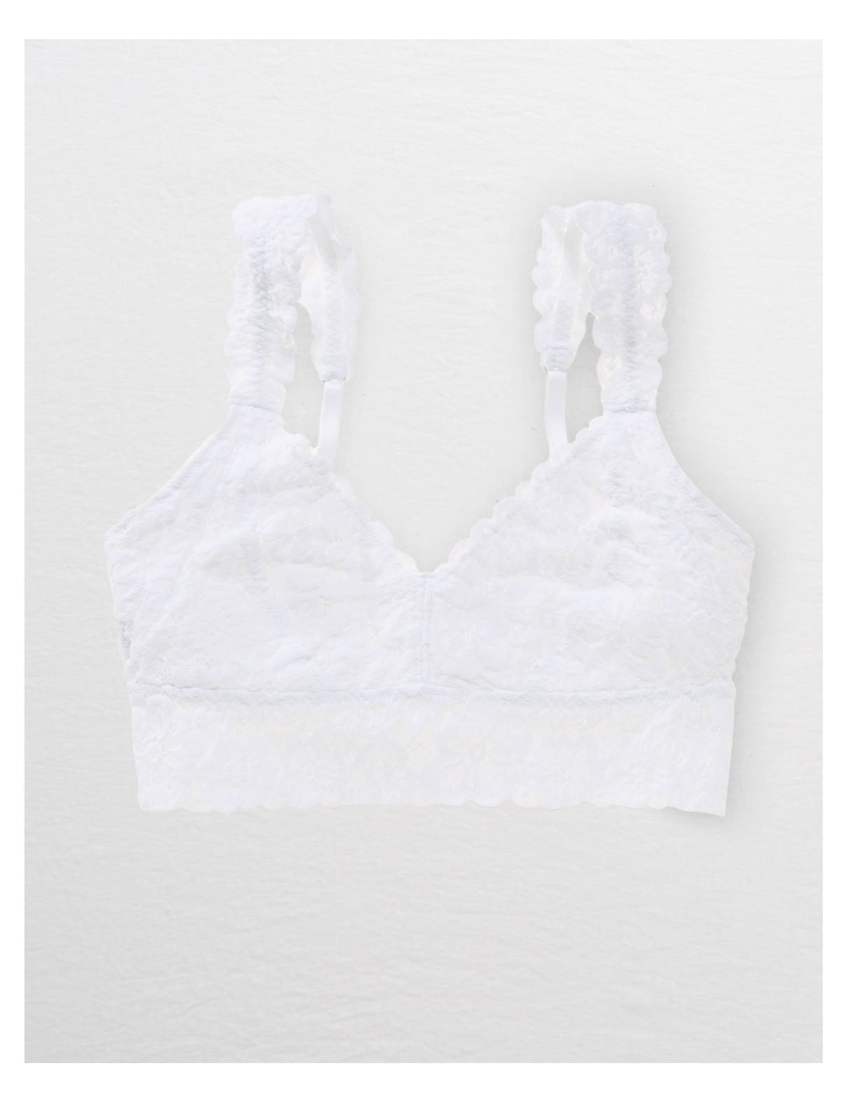 8d3b80fc15acd This review is fromAerie Softest(R) Lace Classic Bralette.