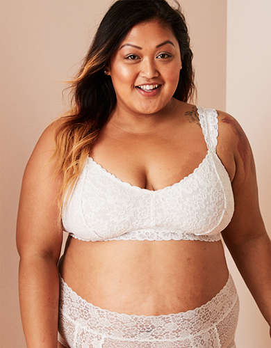 Aerie Softest(R) Lace Classic Bralette
