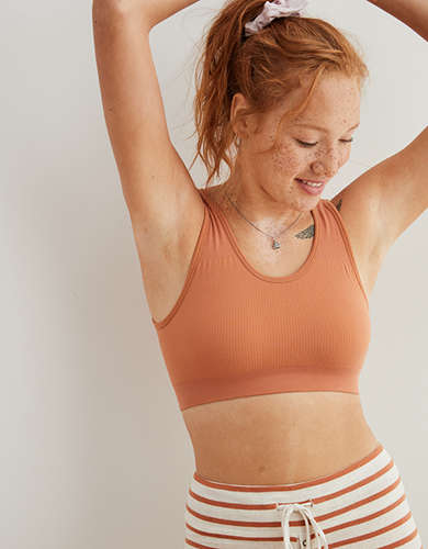 Aerie Seamless Sleep Bralette