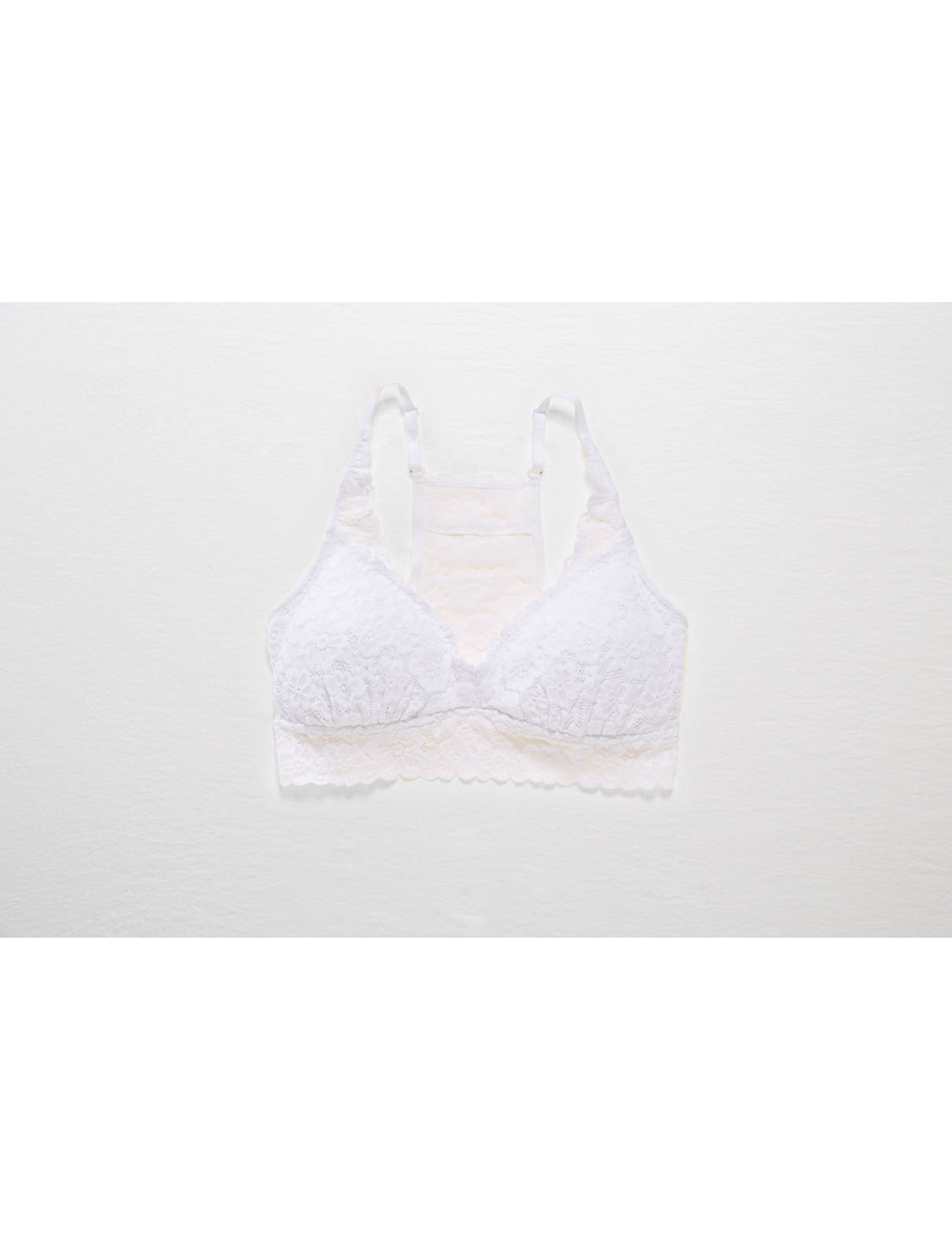 b1f5a65fb0f This review is fromAerie Softest(R) Lace Padded Bralette.