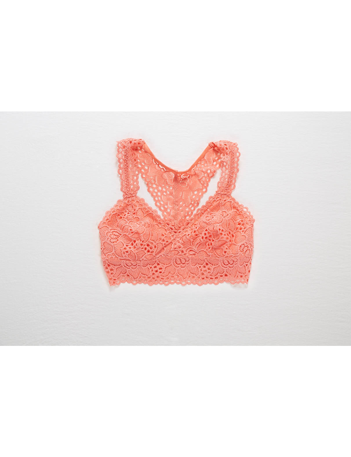 Display product reviews for Aerie Boho Racerback Bralette