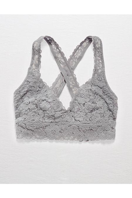 Aerie Softest® Lace Racerback Bralette