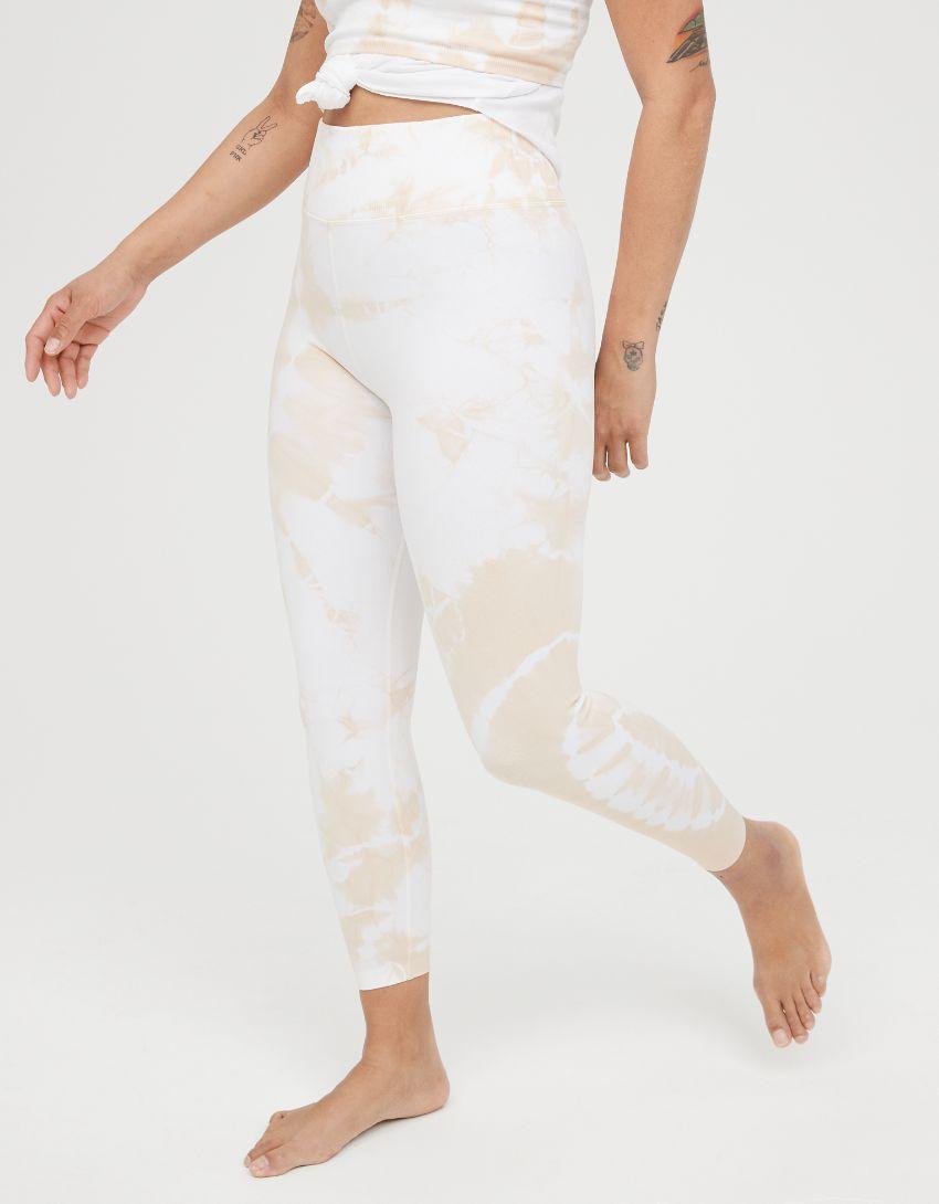 OFFLINE Seamless High Waisted Tie Dye Legging