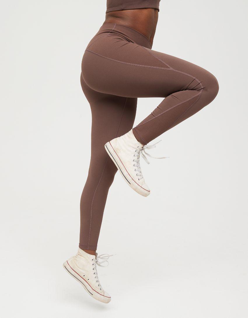 OFFLINE Goals High Waisted Ribbed Legging