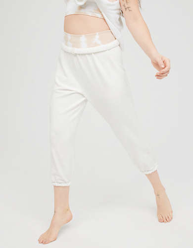 OFFLINE OTT Fleece Cropped Jogger