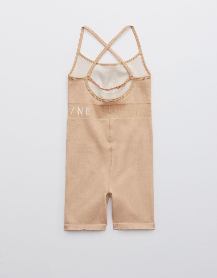"OFFLINE Ribbed Seamless Logo 5"" Bodysuit"