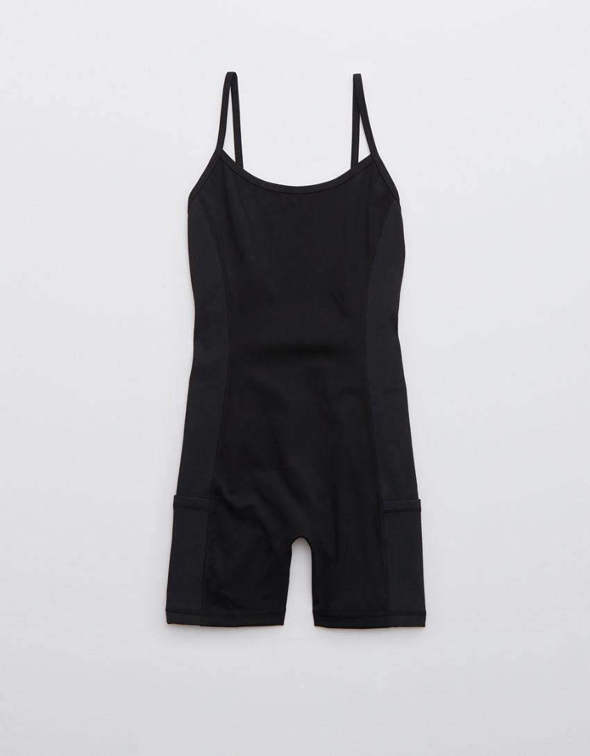 OFFLINE Goals Ribbed Shortie Bodysuit