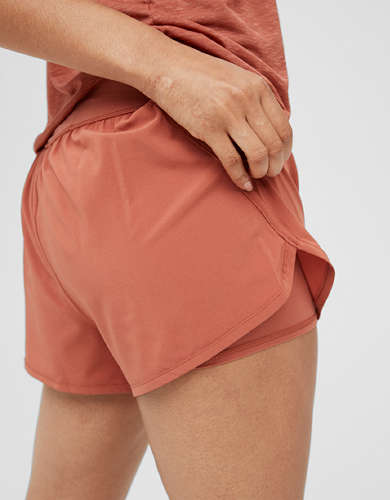 OFFLINE Nylon Running Short