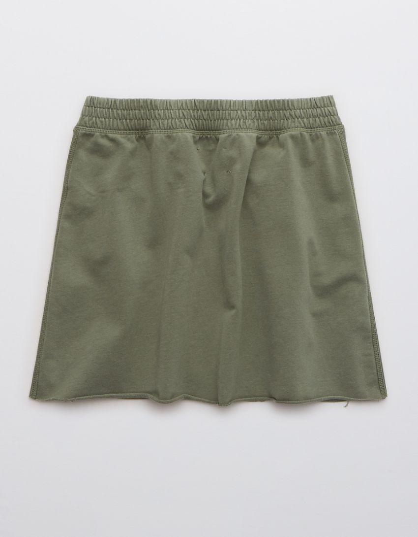 OFFLINE Ribbed Fleece Skirt