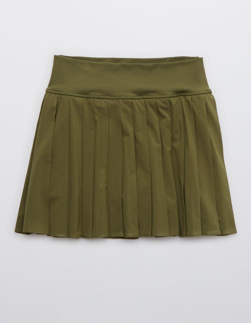 OFFLINE Nylon Pleated Tennis Skirt