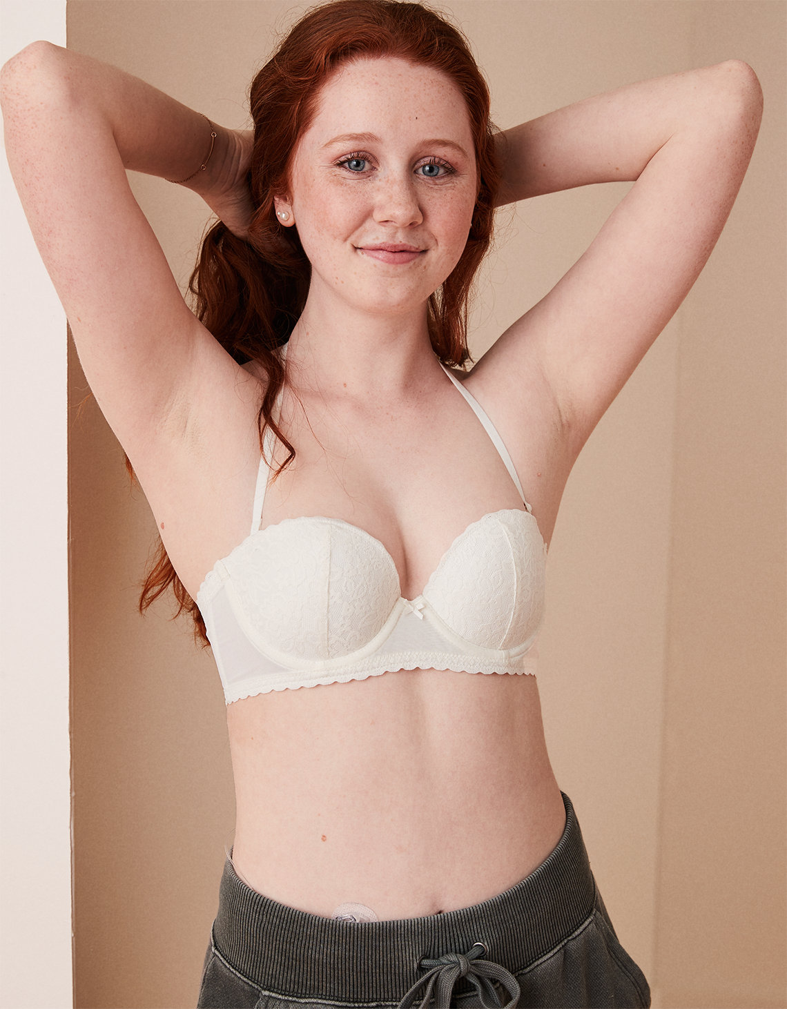 0d9be273340eb Aerie Real Happy Strapless Push Up Bra. Placeholder image. Product Image