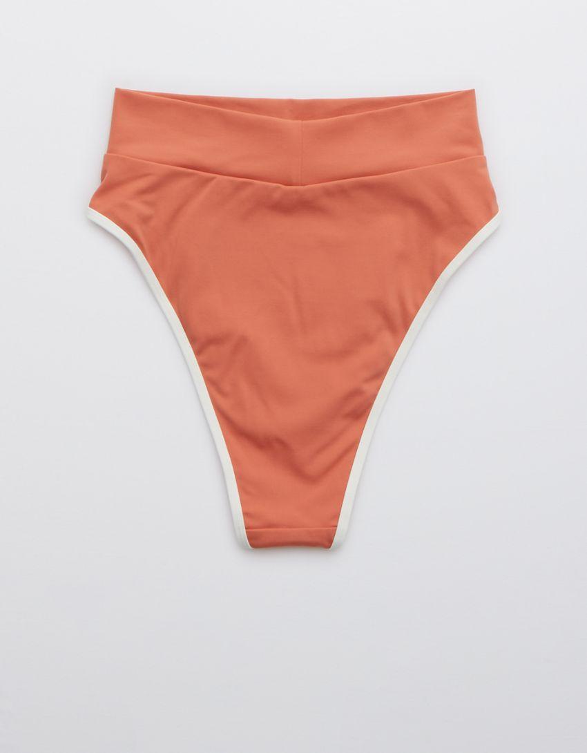 OFFLINE Real Me High Cut Cheeky Bikini Bottom
