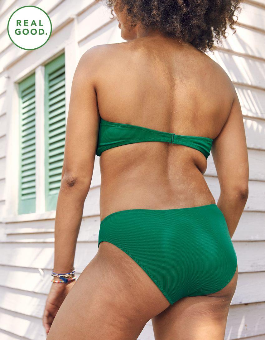 Aerie Ribbed Bikini Bottom
