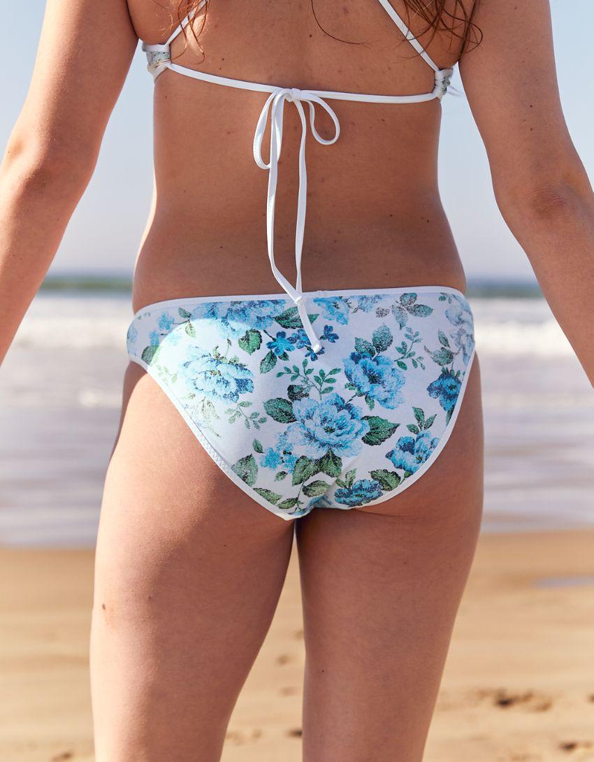 Aerie Printed Binding Bikini Bottom