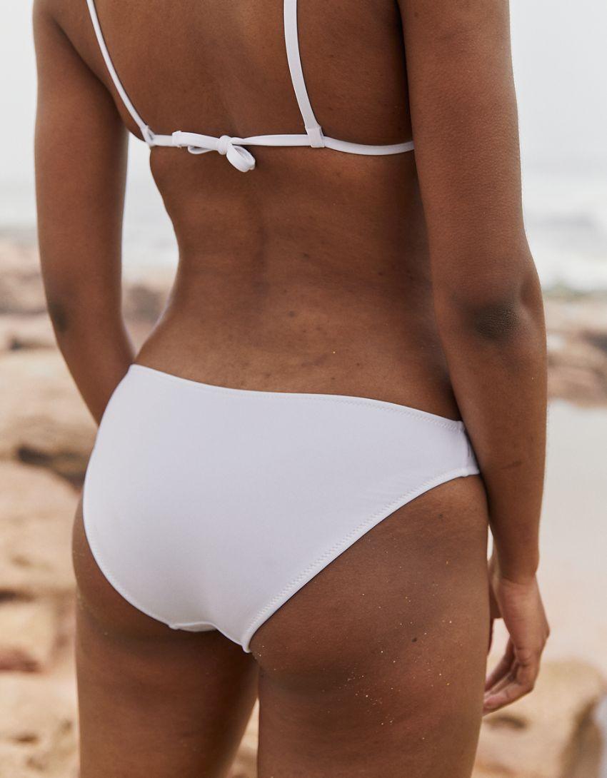 Aerie Embroidered Bikini Bottom